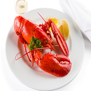 Lobsters have long bodies with muscular tails, and live in crevices or burrows on the sea floor. Three of their five pairs of legs have claws, including the first pair, which are usually much larger than the others with largely prized. now available at meatmart.lk