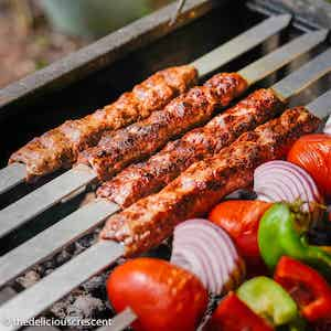 Chicken kebab now available at www.meatmart.lk